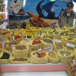 Ajaccio Wochenmarkt